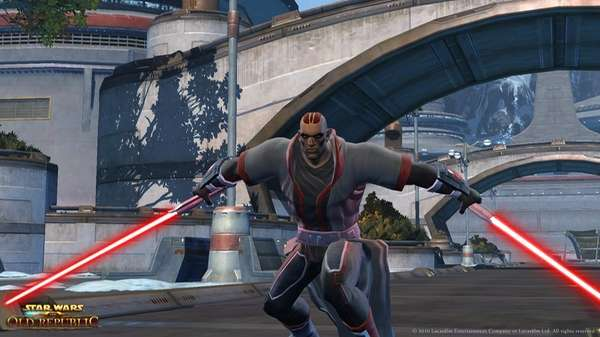 Star Wars Old Republic screenshot