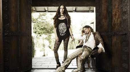Steven Tyler and daughter Chelsea Tyler are the