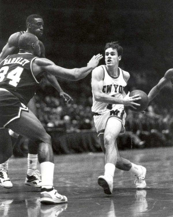 BILLY DONOVAN | High school: Saint Agnes (1983)
