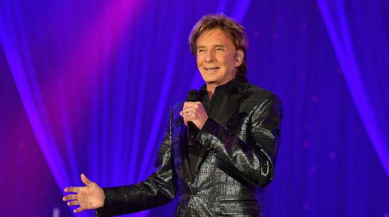After six years in the works, Barry Manilow's