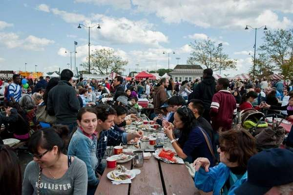 The 28th Annual Oyster Festival returns to the