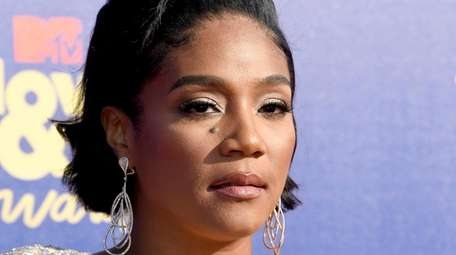 Tiffany Haddish attends the 2019 MTV Movie and