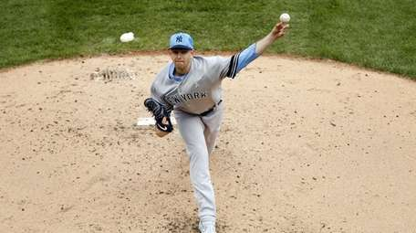 James Paxton of the New York Yankees pitches