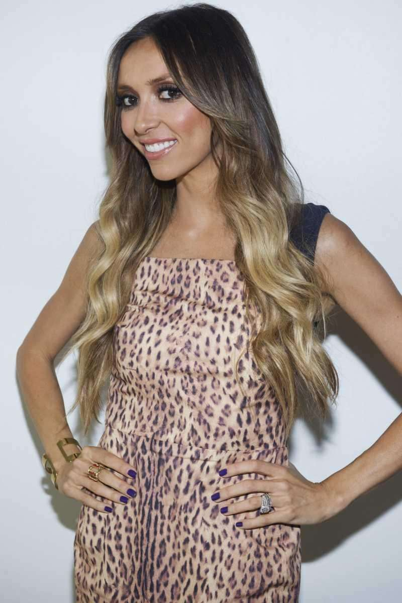 Television personality Giuliana Rancic announced on Oct. 17,