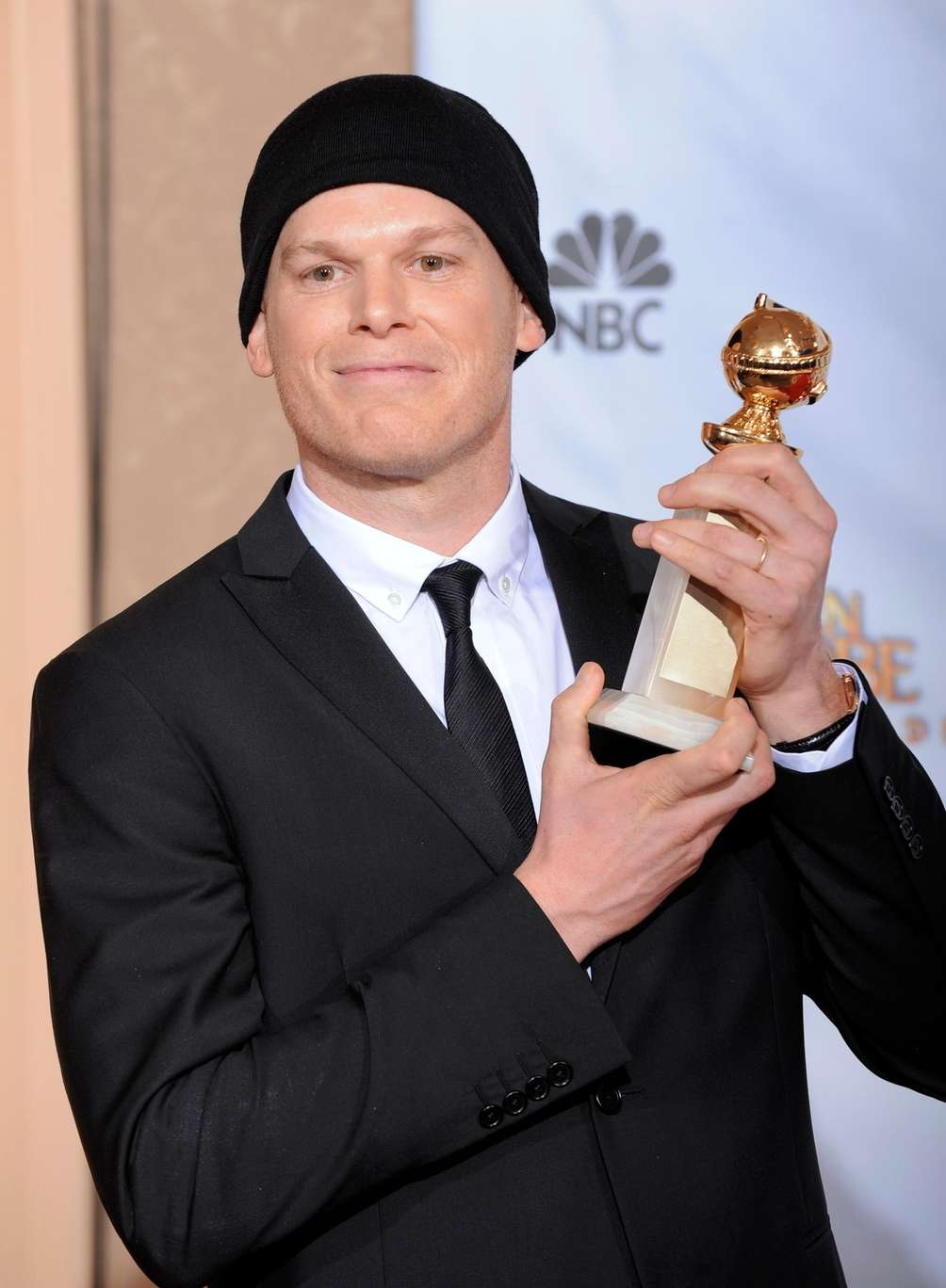 Michael C. Hall--most recognized from his role as
