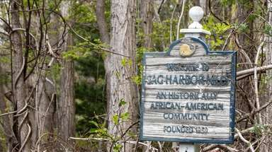 After World War II, subdivisions in Sag Harbor
