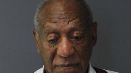 Bill Cosby's mug shot on Sept. 25,