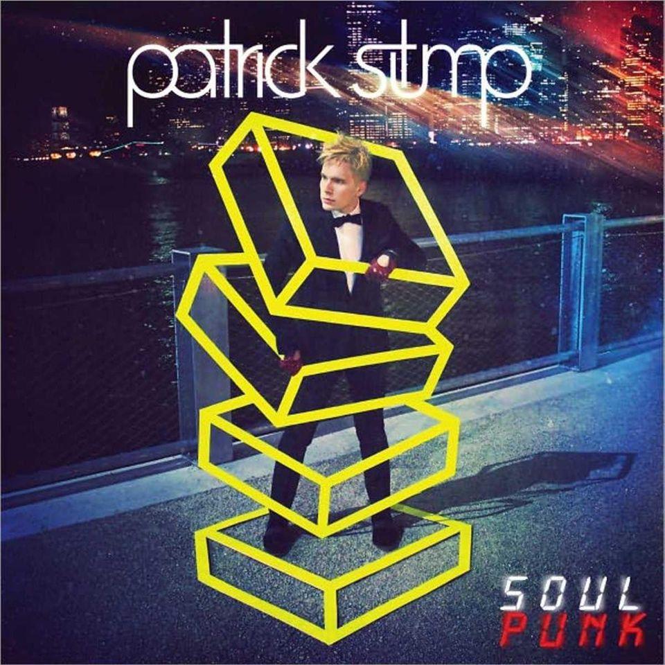 7. PATRICK STUMP,
