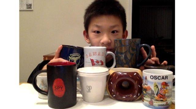 Kidsday reporter Oscar Zhang, of Bowling Green Elementary