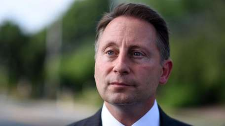 The former Westchester County executive emailed fundraising appeals