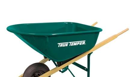 A wheelbarrow made by Griffon Corp.'s Ames True