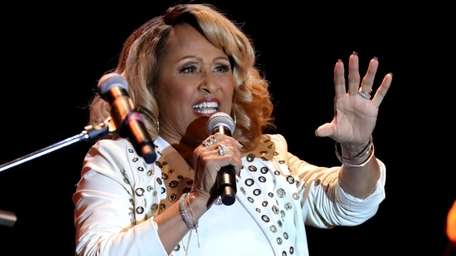 Darlene Love performs onstage during the Little Kids