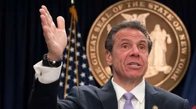Cuomo and legislative leaders agreed to a global