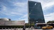 A new United Nations report says people over