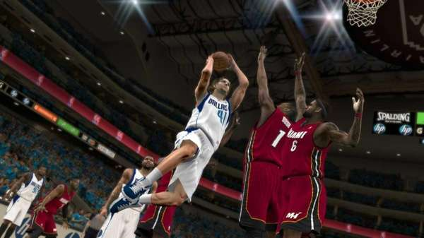 In this video game image released by 2K