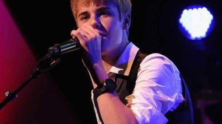amNY -- Justin Bieber