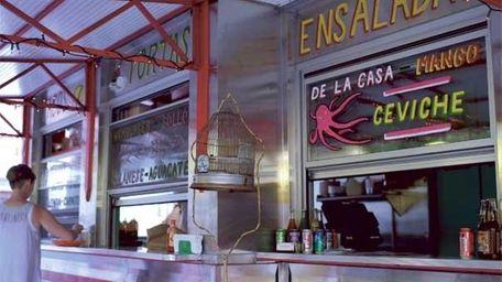 Cafe de La Esquina at 225 Wythe in