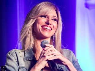 Debbie Gibson talks about her career -- past,