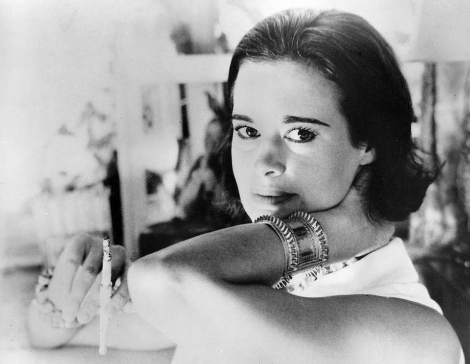 Gloria Vanderbilt, the heiress and