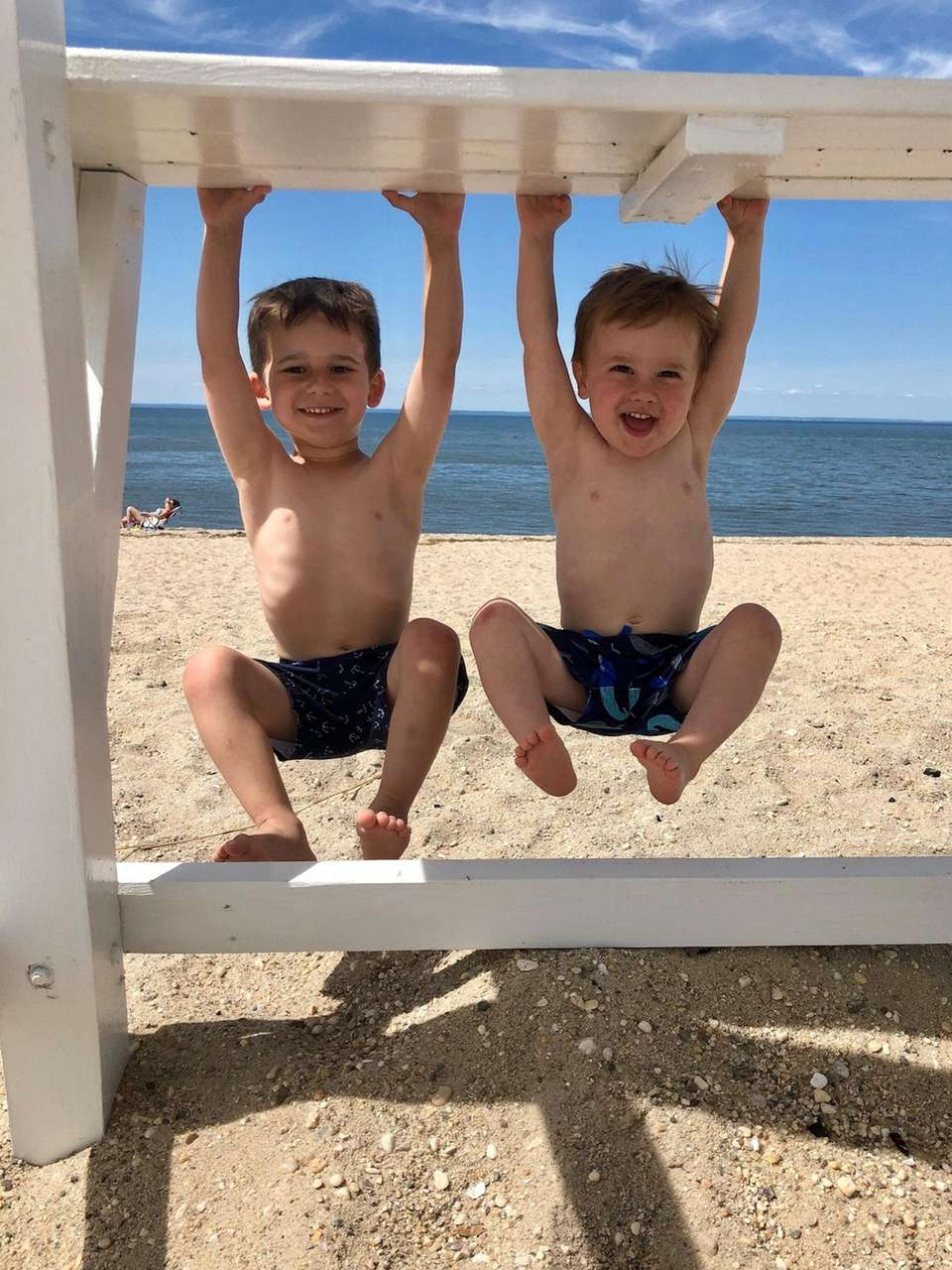1st Day of Summer....Just Hangin!