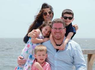 Father's Day at Lombardi's on the Bay -