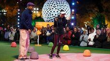 "ABC's ""Holey Moley"" offers mini-golf like you've never"
