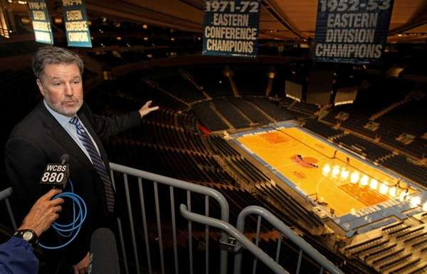 Hank Ratner, President & CEO, The Madison Square