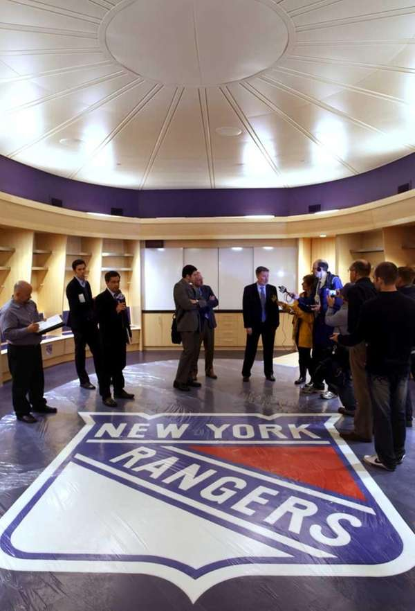 The Madison Square Garden Company showed off various