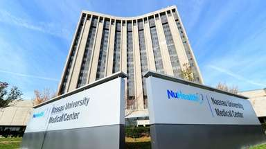 NuHealth operates Nassau University Medical Center in East