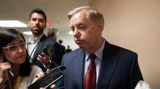 Senate Judiciary Committee Chairman Lindsey Graham, R-S.C., is