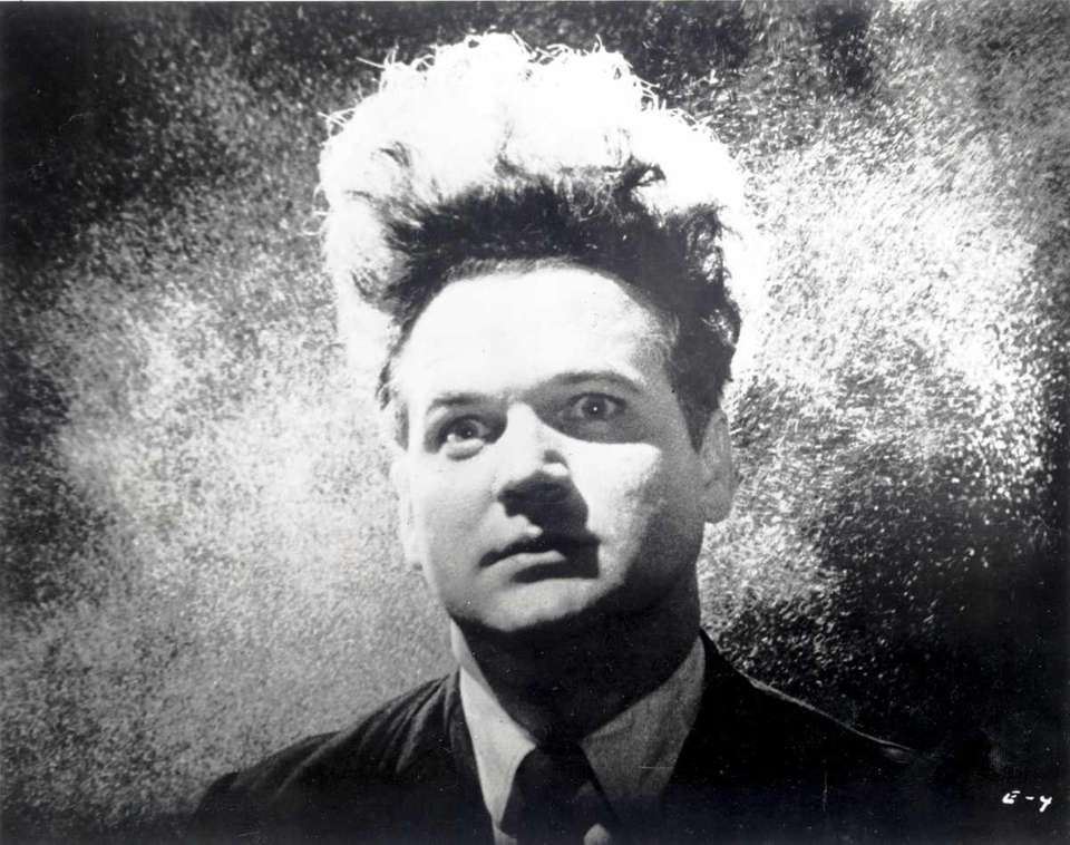 Jack Nance in David Lynch's surrealist horror,