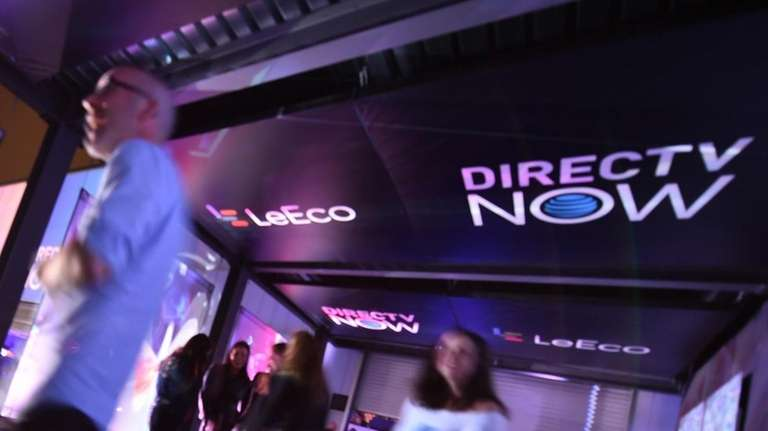 Guests attend the 2017 DIRECTV NOW Super Saturday
