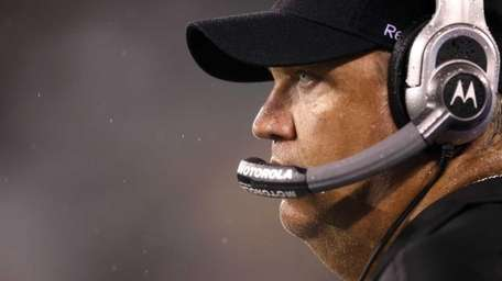REX RYAN, New York Jets Ryan suggested that
