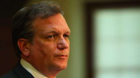 Nassau Executive Edward Mangano in this undated file