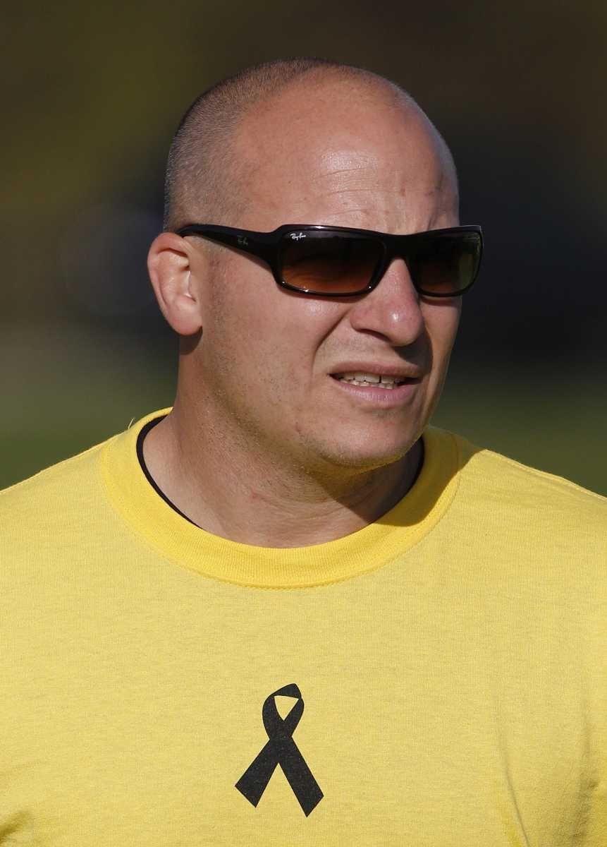 Kings Park girls varsity soccer head coach Bryan