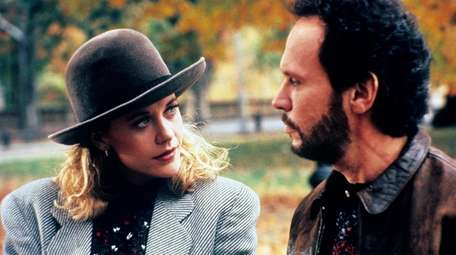 Meg Ryan and Billy Crystal in Columbia Pictures'