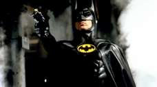 """Michael Keaton in Warner Bros.'s 1989 film """"Batman."""""""