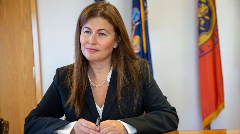 Inna Reznik was named the new Long Beach