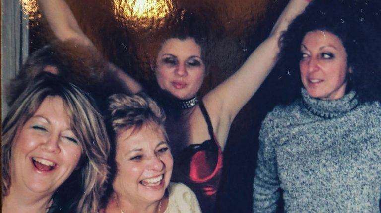 A sleepover at Linda Ficano's home was among