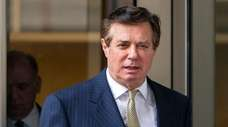 The former Trump campaign chairman has pleaded guilty