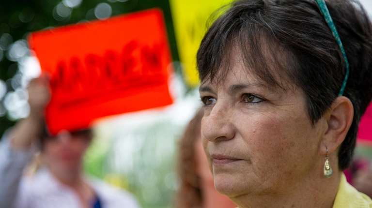 Diane Madden, an animal rights advocate, will run