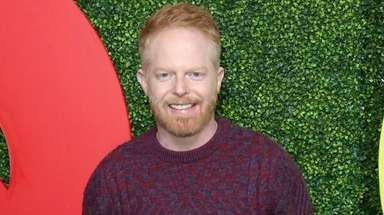 Jesse Tyler Ferguson attends the GQ Men of
