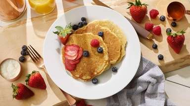 Organic Krush will serve breakfast all day at