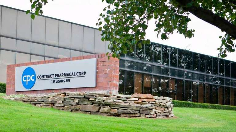 Contract Pharmacal Corp. of Hauppauge.