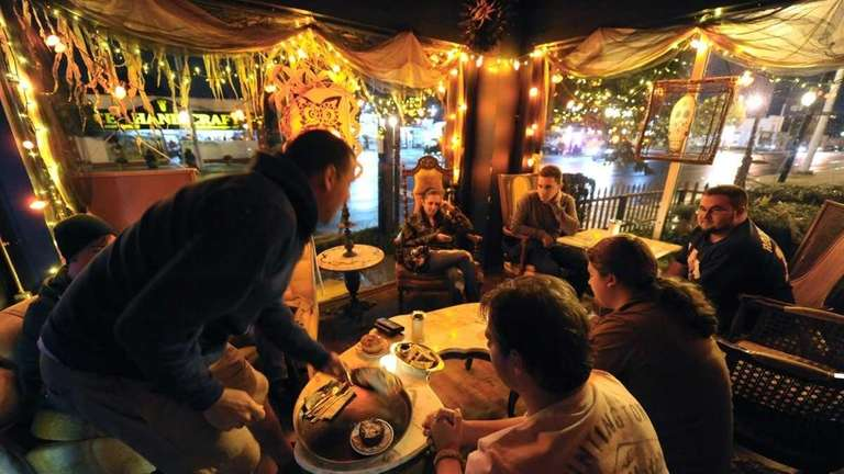 Witches Brew Coffeehouse: mystical and cozy | Newsday