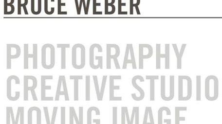 Famed photographer Bruce Weber relaunched his website, bruceweber.com,