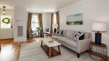 Interior designer Barbara Daddino, who owns the home,