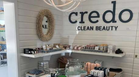 Credo Beauty is sharing space with the Serena