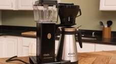 The Technivorm Moccamaster is a high-end brewer that