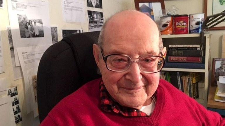Murray Polner, veteran, pacifist, writer, dies at 91 | Newsday